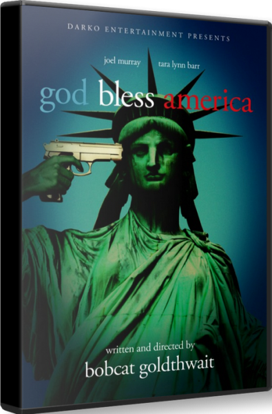 ����, ���������� ������� - God Bless America (2011) HDRip