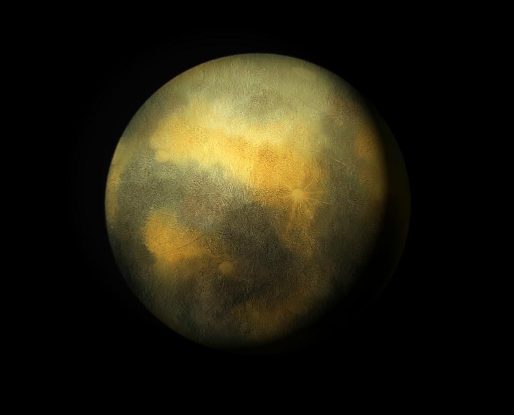 Открытие спутника Плутона