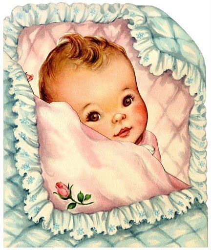"""Схема вышивки  """"Для новорожденного """".  Оригинал."""