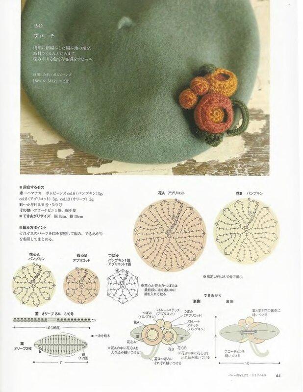 китайские схемы вязания крючком - обложка.