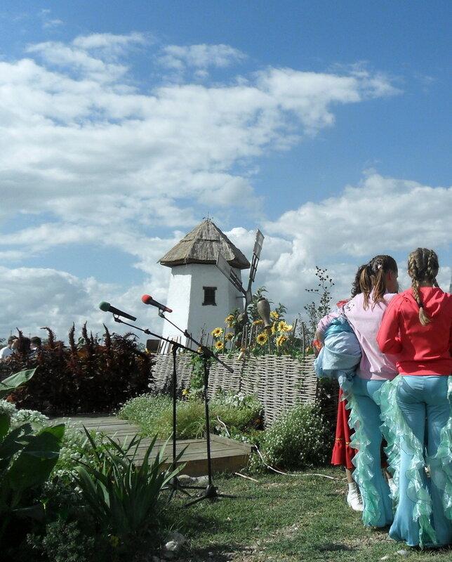 Атамань 2011, сентябрь, фольклор