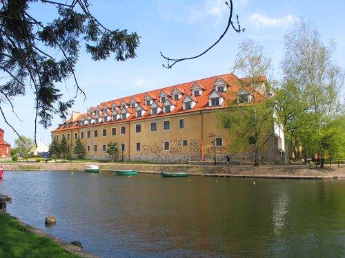 Замок Ангербург, фото В. Смолика, 2012 г.