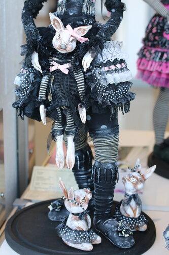 Выставка кукол в Таллине Nukukunst 2014