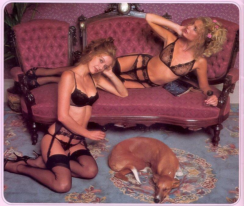 Каталог Victoria's Secret 1979