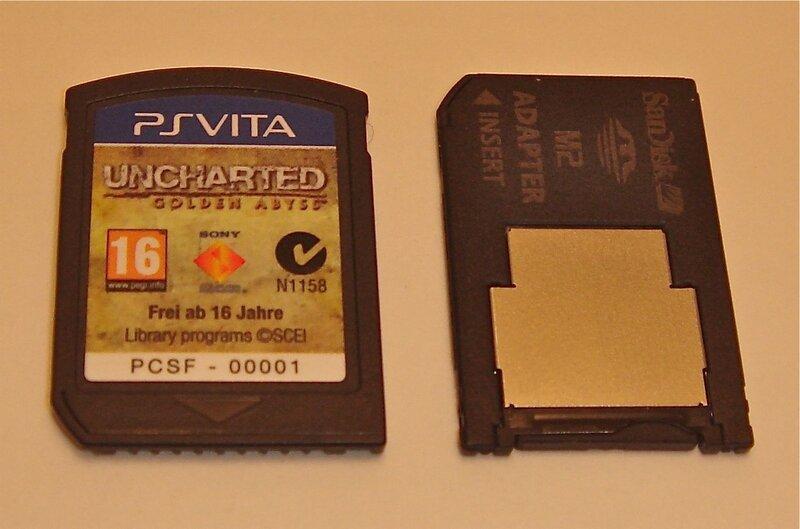 Sony PS Vita в сравнении с PSP