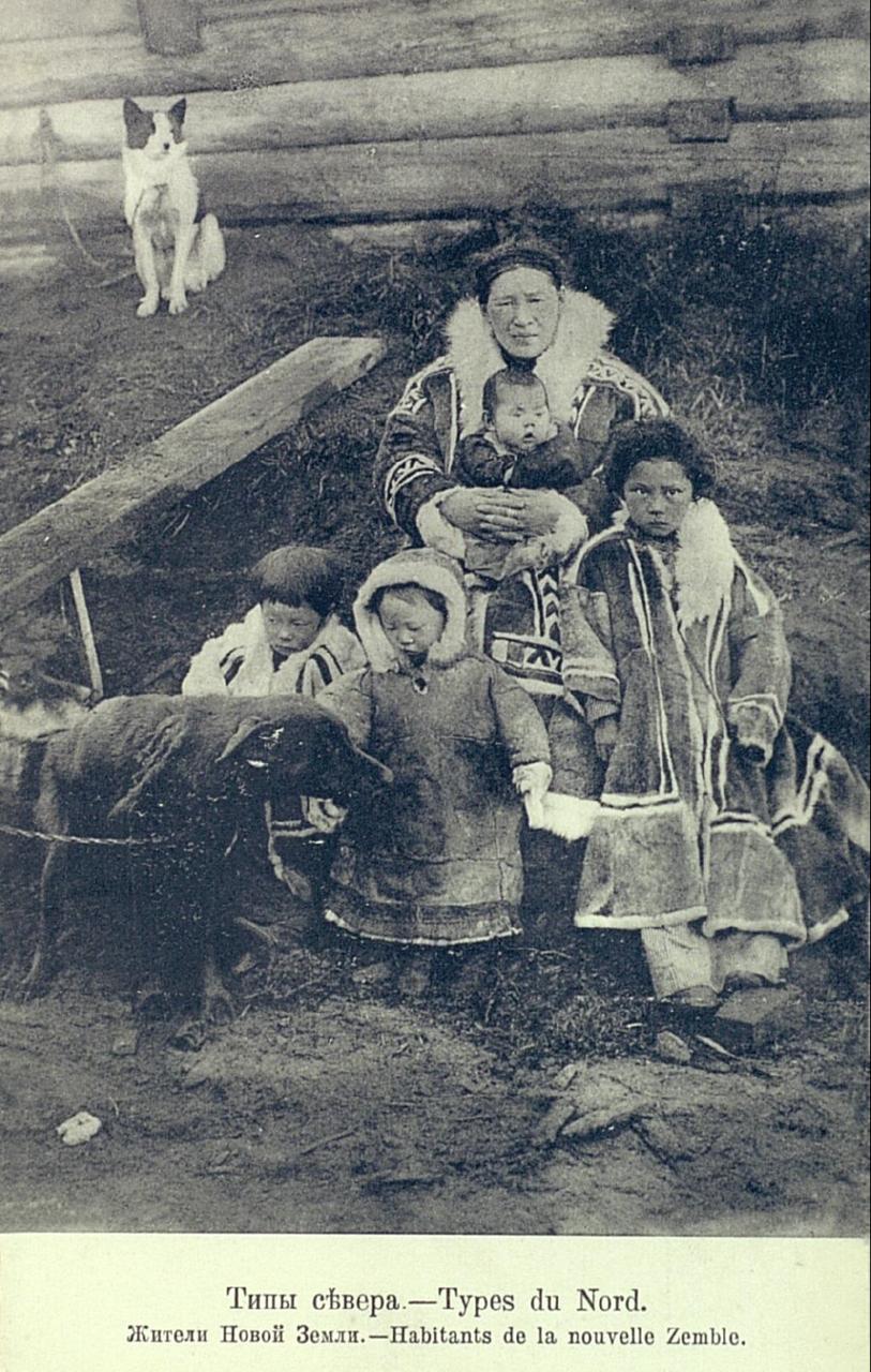 Типы севера. Жители Новой Земли