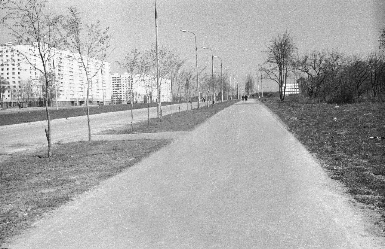 1979. Алтуфьевское шоссе
