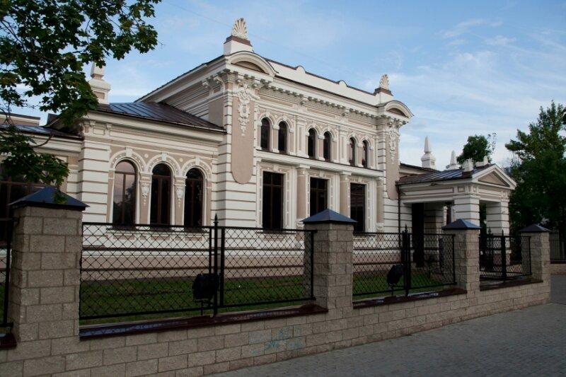 Музей археологии. Уфа.