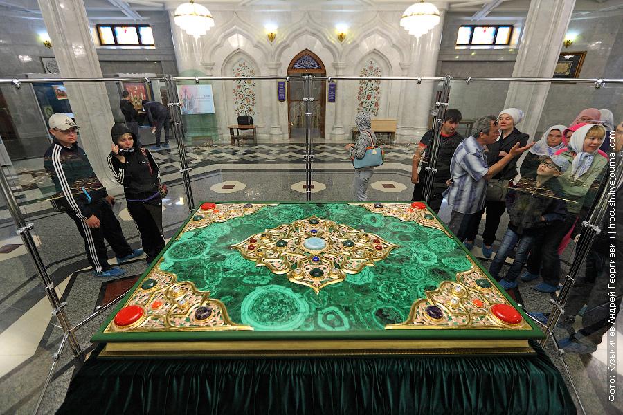 До января 2012 года это был самый большой Коран во всем Мире