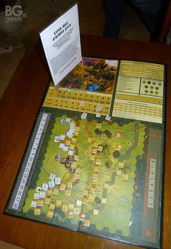 Игротека: военные настольные игры и другие