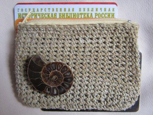 Летняя сумочка из ниток для сшивания документов чехол для телефона