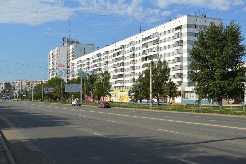 Проспект Комарова