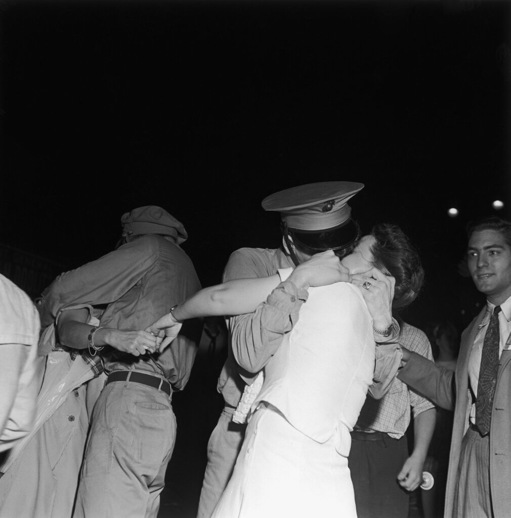 VJ Day In New York