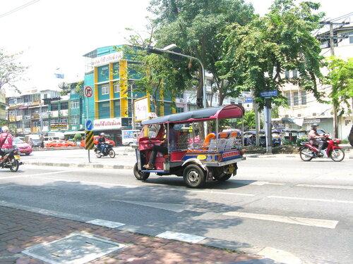 Бангкокский шопинг.  Я и КОРОЛЬ