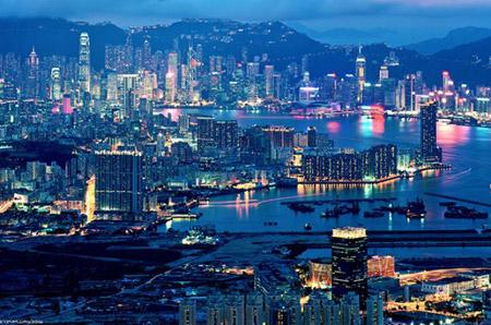 недвижимость Гонконга