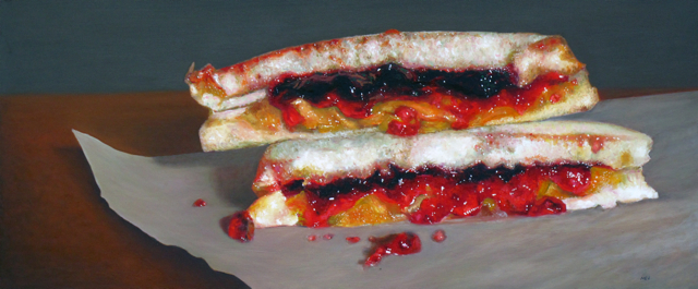 Big PB&J by Mary Ellen Johnson