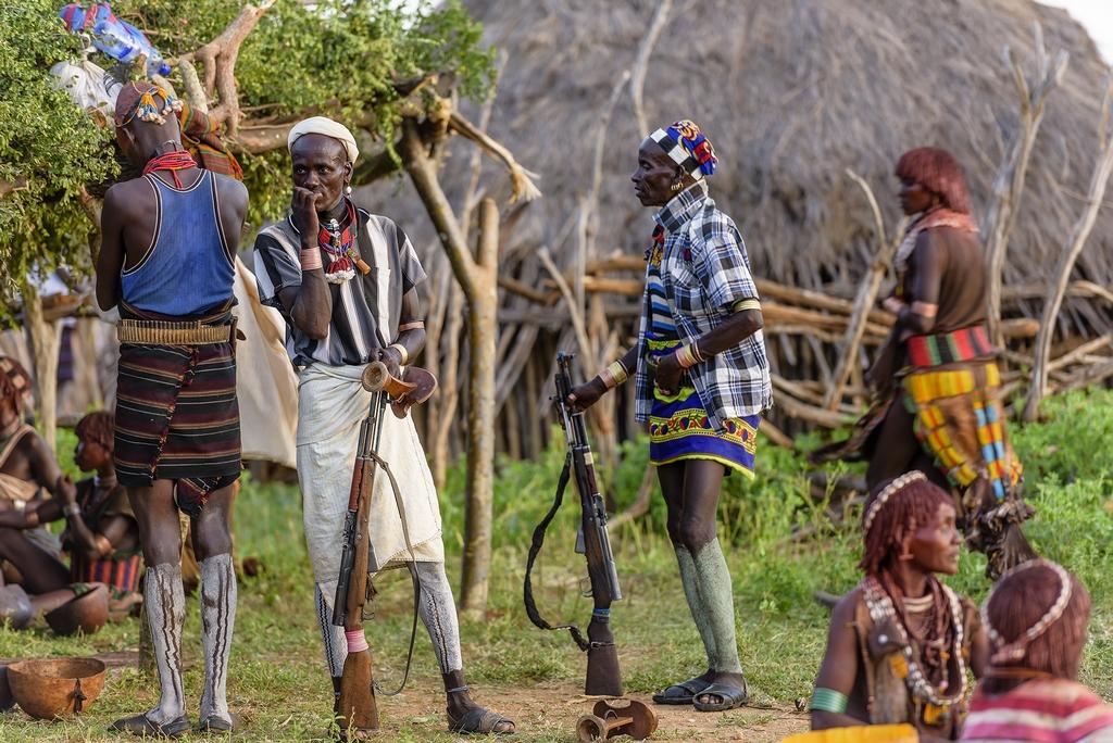 majority of tribe