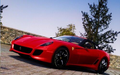 Ferrari 599 GTO - 风灵 - 灌水楼台