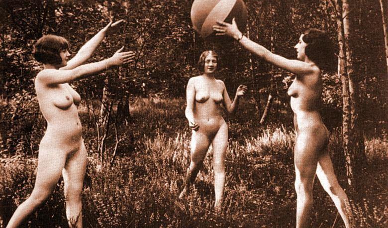 Фото голых женщин германии