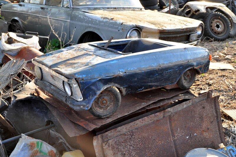 Музей авто ссср в черноусово