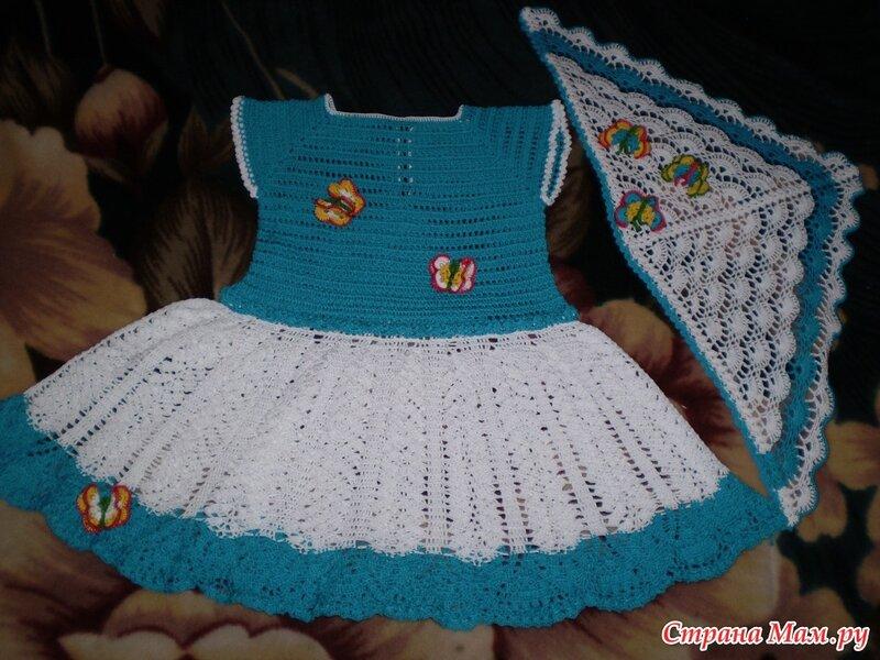 Хвастаюсь своими работами. Детские платья крючком 0_114977_f35bbbcb_XL