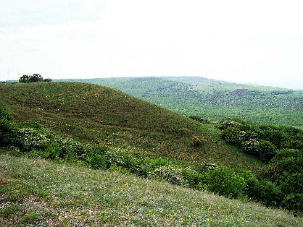 Холмы в ставрополе
