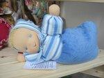 Кукла Анастасии Беловой