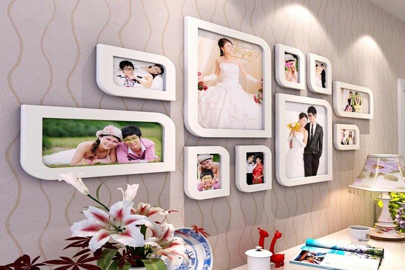 Рамки на стену для фото фото