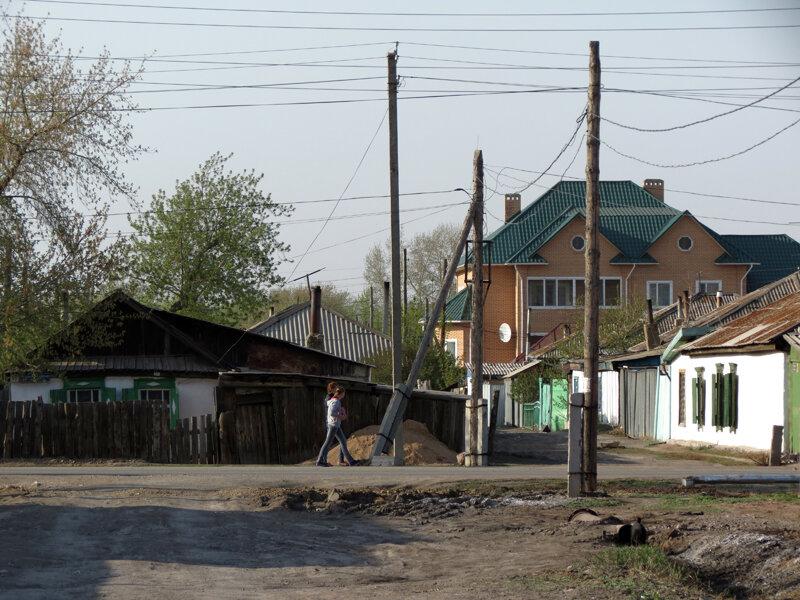 Старый город - 2012 год. Комментарии к фото - Кокшетау Онлайн