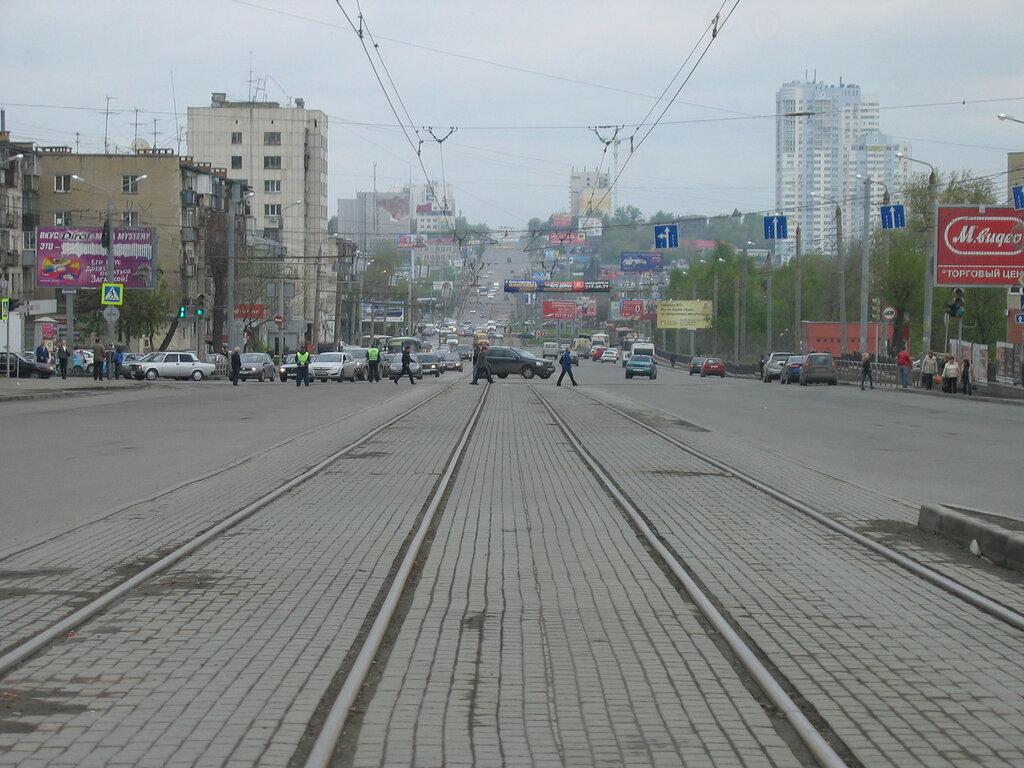 Свердловский пр., вид на север (07-05-2012)