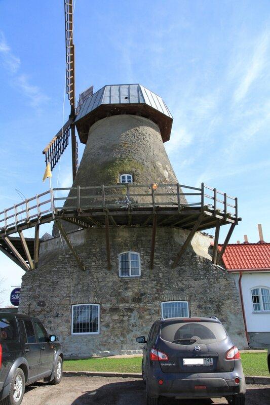 Эстония, мельница