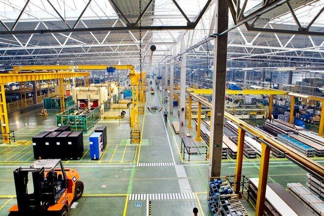 Фабрика LG во Вроцлаве
