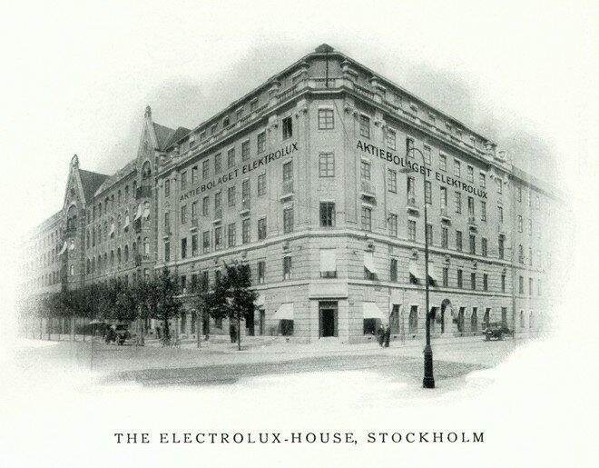 Стокгольм Electrolux