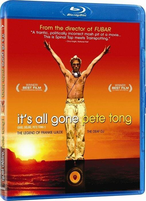 Глухой пролёт - Всё из-за Пита Тонга - Its All Gone Pete Tong (2004) BDRip