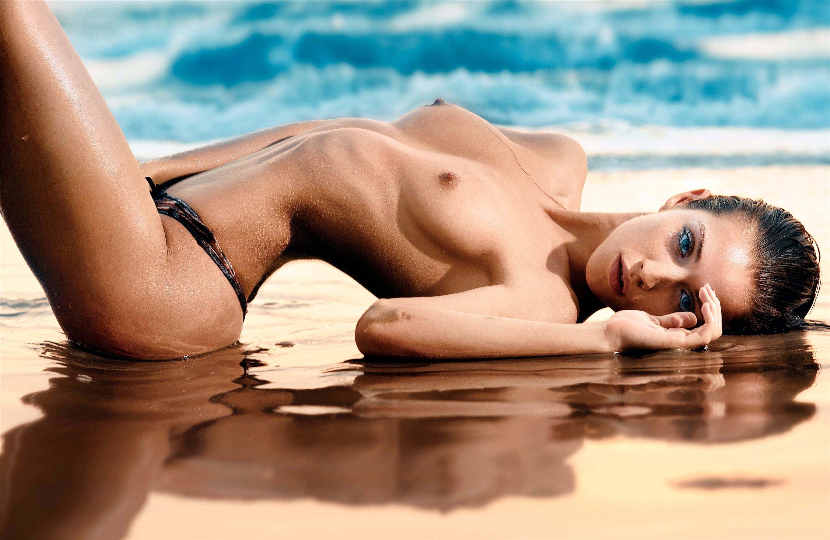 Проф фото голых моделей 21 фотография