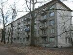 Двухкорпусное общежитие 60-х годов ХХ века