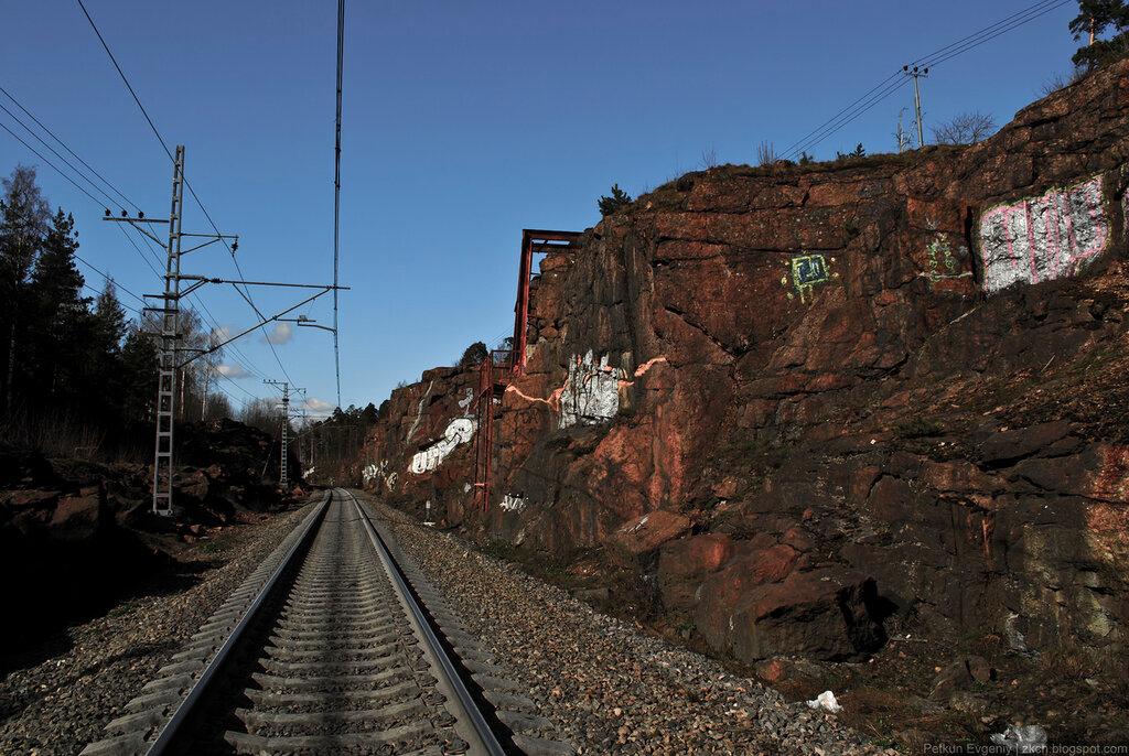 Автор: Петкун Евгений, блог Евгения Владимировича, фото, фотография: железная дорога
