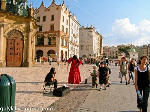 Польша - Краков, Гданск, Гдыня, Варшава, Сопот
