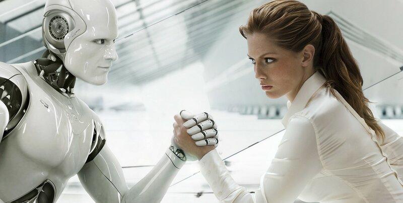 Роботы среди нас