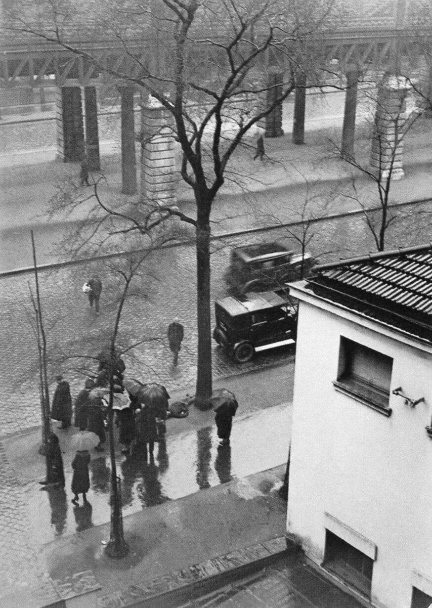 1932. Смерть на бульваре де ла Гласье