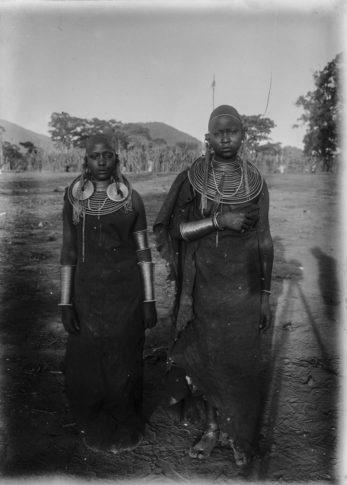 241. Женщины масаи