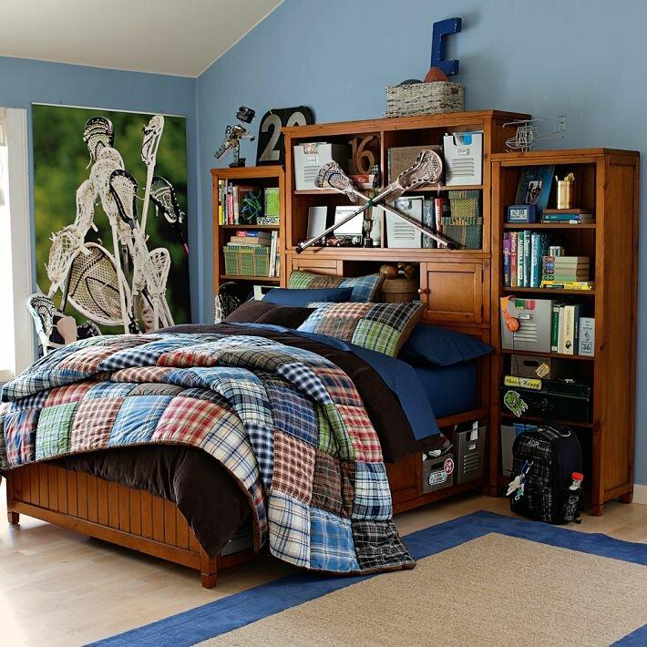 Спальни фото для подростков
