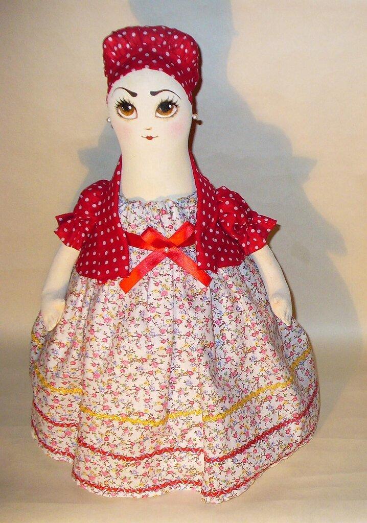 похождения Бородача как сшить одежду для куклы на чайник травы можно