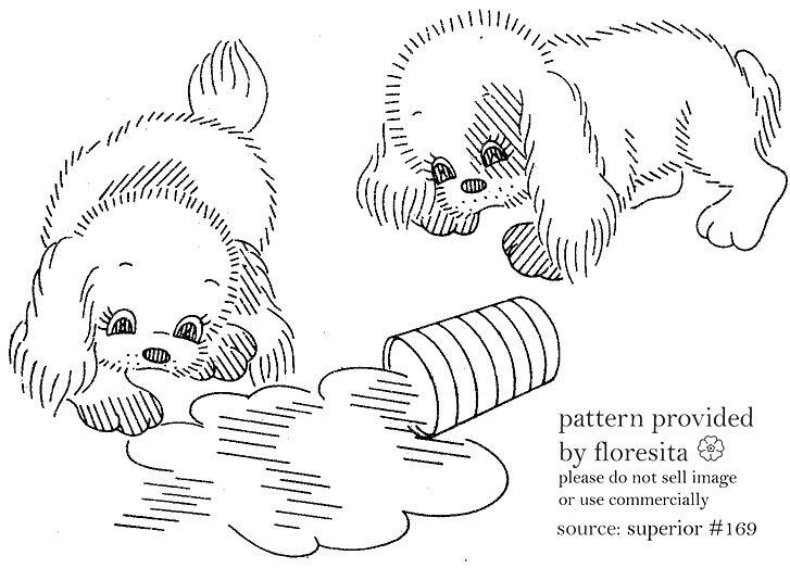 Для детской вышивки предлагаю вот такие трафареты.  Щенки, котята, игрушки, вот самые лучше схемы для детей.