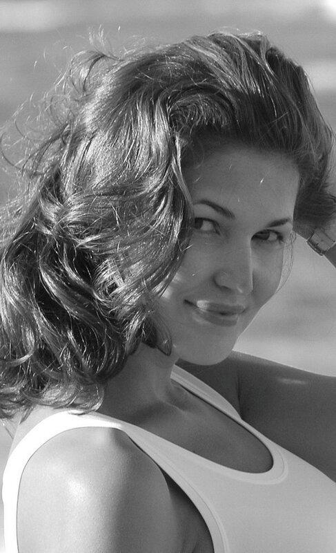 Ирина Шадрина - первая красавица на ТВ (Фото)