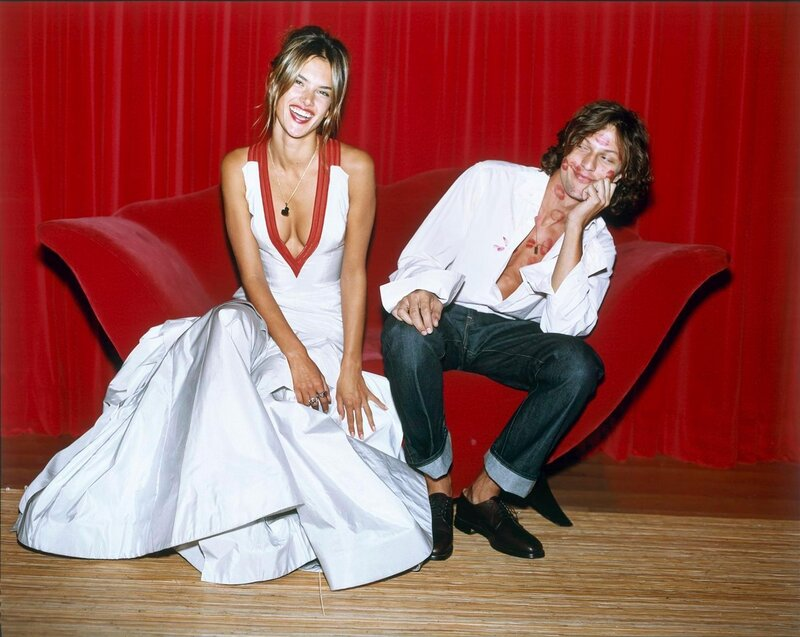 Алессандра Амбросио (Alessandra Ambrosio) февраль 2004
