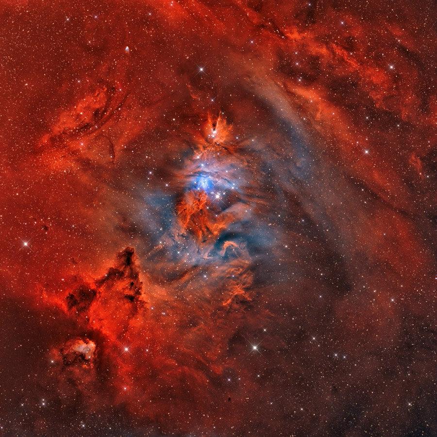 Лучшие фотографии космоса за апрель 2012