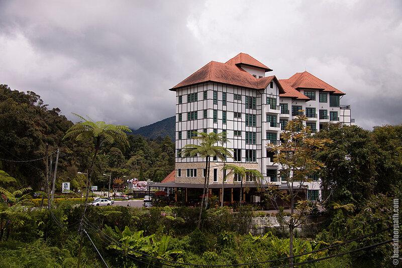 отели в европейском стиле, Cameron Highlands, Malaysia