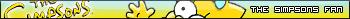 Юзербары Симпсоны, картинки подписи для форумов