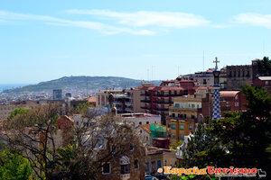 Barcelona, Park Guel